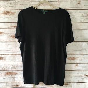 Ralph Lauren black top